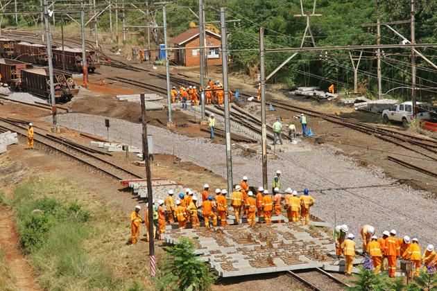 RCE Railway & Civil Engineering Project Management 1