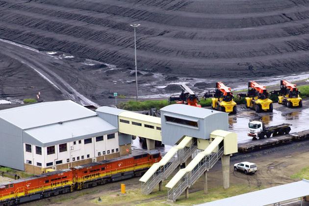 RCE Railway & Civil Engineering Achievements Eskom Road to Rail Migration