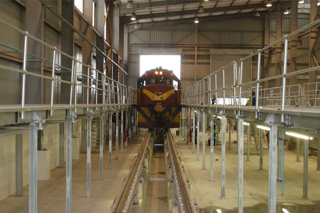 RCE Railway & Civil Engineering Customised Railway Buildings and Facilities Design 2