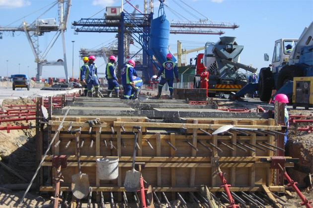 RCE Railway & Civil Engineering Port Engineering 2