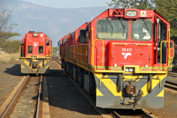RCE Railway & Civil Engineering Projects Swaziland Rail Link 1