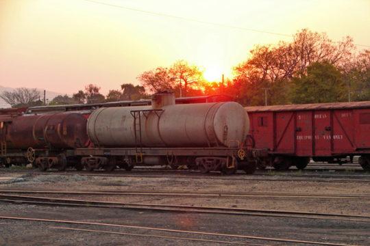 RCE Railway & Civil Engineering Projects Swaziland Rail Link 2