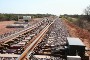 RCE Railway & Civil Engineering Projects Railway Siding to Boikarabelo Mine 2