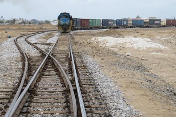 RCE Railway Civil Engineering Projects Swakopmund 1