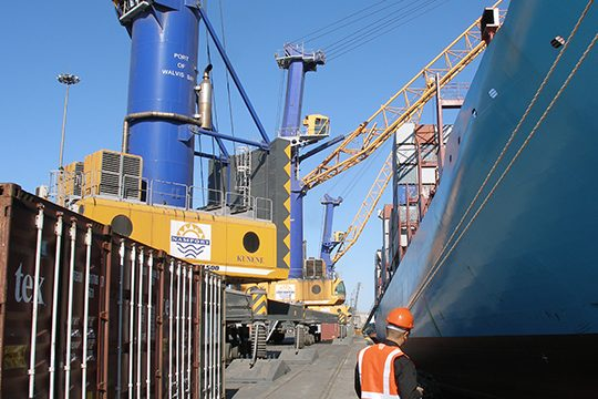 RCE Railway Civil Engineering Projects Walvis Bay 2