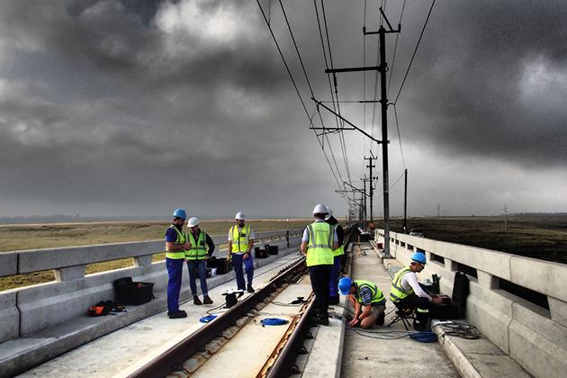RCE Railway Civil Engineering Slabtrack 1
