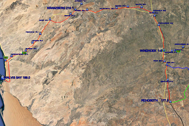 RCE Railway Civil Engineering Who We Are Namibia 2